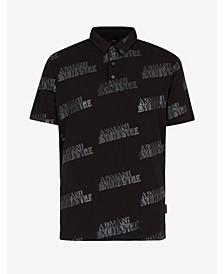 3D Logo Polo Shirt
