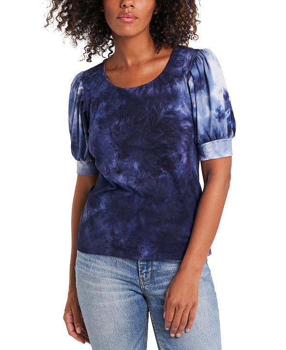 1.STATE Tie-Dyed Top