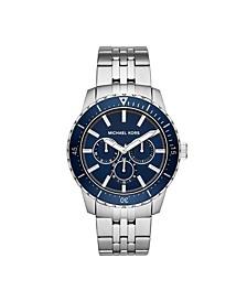 Men's Cunningham Stainless Steel Bracelet Watch 44mm