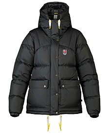 Expedition Hooded Down Coat