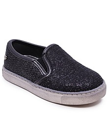 Toddler Girls Sequin Twin Gore Sneaker