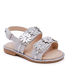Toddler Girls Adjustable Strap Sandal