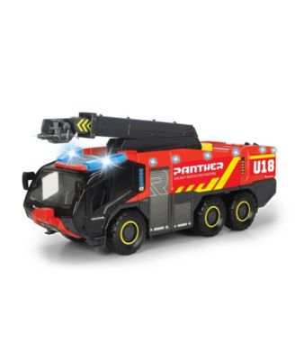 """Dickie Toys 24"""" Airport Crash Tender Fire Truck"""