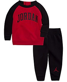 Baby Boys Sweatshirt and Pants Set