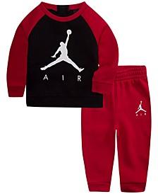 Baby Boys Sweatshirt and Pants Set
