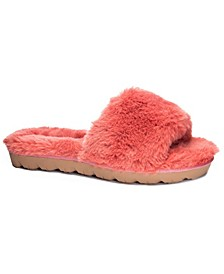 Women's Super Plush Rally Slide Slippers
