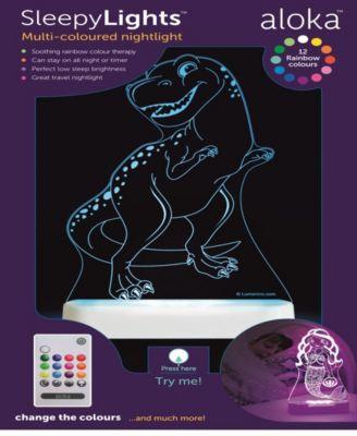 T Rex Color Shine Nightlight