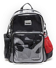 Clear Multi-Functional Backpack