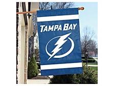 Tampa Bay Lightning Appliqué House Flag