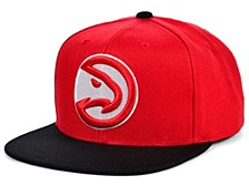 Atlanta Hawks 2-Tone Classic Snapback Cap