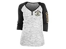 New Orleans SaintsWomen's Spacedye T-Shirt