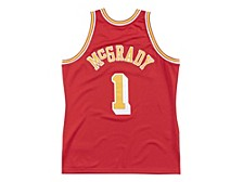 Men's Houston Rockets Hardwood Classic Swingman Jersey - Tracy McGrady