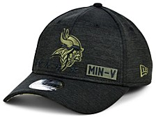 Minnesota Vikings 2020 On-field Salute To Service 39THIRTY Cap