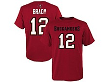Tampa Bay Buccaneers Toddler Tom Brady T-Shirt