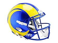 Los Angeles Rams Speed Replica Helmet