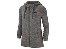 Oklahoma State Cowboys Women's Gym Vintage Full-Zip Jacket