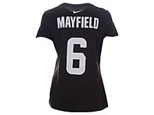 Cleveland Browns Baker Mayfield Women's Player Pride T-Shirt