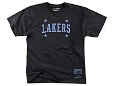 Los Angeles Lakers Men's Retro Logo T-Shirt