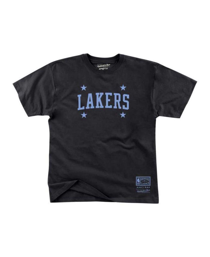 Mitchell & Ness Los Angeles Lakers Men's Retro Logo T-Shirt & Reviews - NBA - Sports Fan Shop - Macy's