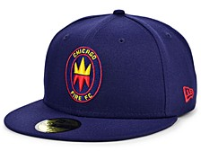 Chicago Fire Core 59FIFTY Cap