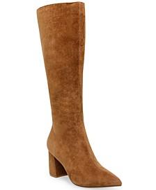 Women's Nieve Block-Heel Boots