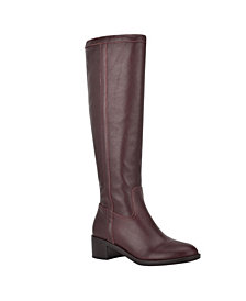 Nine West Women's Caely Tall Shaft Boots