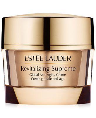 Estée Lauder Revitalizing Supreme Global Anti-Aging Creme, 1.7 oz