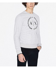 Circle Double Logo Sweatshirt