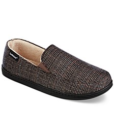 Men's Tanner Glen Plaid Slippers