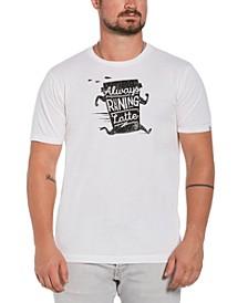 Men's Latte Short-Sleeve T-Shirt