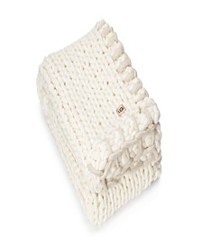 Calla Chunky Knit Throw