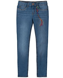 Big Girl Zoe 5-Pocket Skinny Jeans