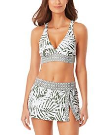 Palm Breeze Bikini & Swim Skirt