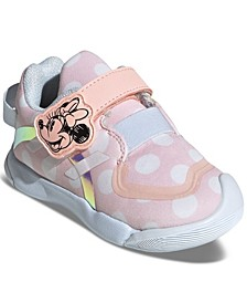 Toddler Girls ActivePlay Minnie Stay-Put Closure Training Sneakers from Finish Line
