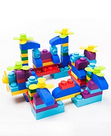 80 Piece Soft Blocks