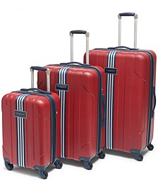 Liberty 3Pc Hardside Luggage Set