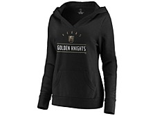 Vegas Golden Knights Women's Leader V-Neck Fleece Sweatshirt