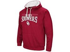Oklahoma Sooners Men's Poly Performance Hooded Sweatshirt