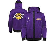 Youth Los Angeles Lakers Showtime Hooded Jacket