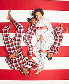 Matching Buffalo Check One Piece, Created for Macy's