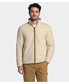 Men's Dunraven Sherpa Full-Zip Sweatshirt