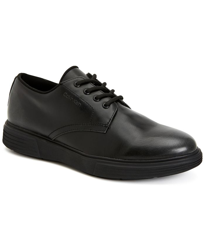 Calvin Klein - Men's Fullmer Leather Shoes