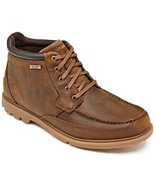 Men's Patten Moc-Toe Boots