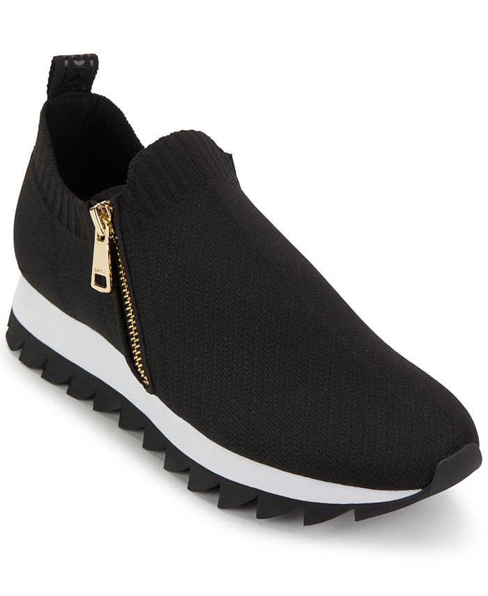 DKNY - Azza Zip Sneakers