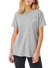 Women's Classic Slogan T-Shirt