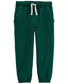Baby Boys Pull-On Fleece Sweatpants