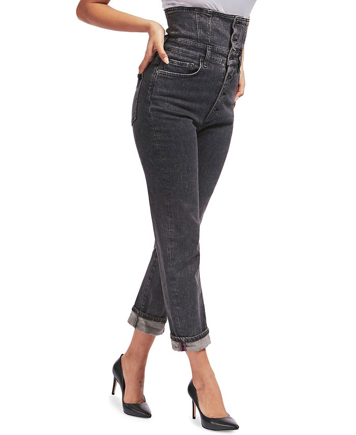 GUESS - The It Girl Pin Up Jeans