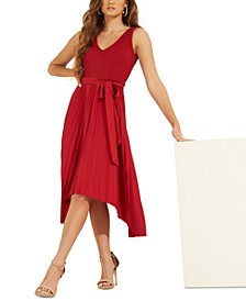 Erynn Pleated Dress