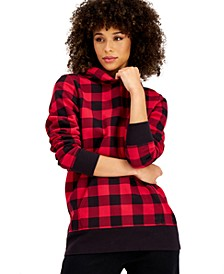Unisex Plaid Hoodie, Created for Macy's