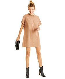 CULPOS X INC Mini T-Shirt Dress, Created for Macy's